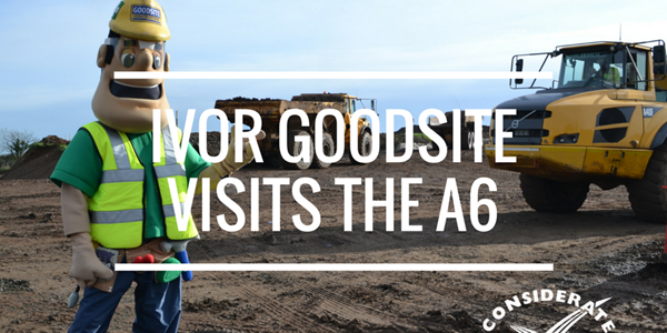 Ivor Goodsite visits the A6