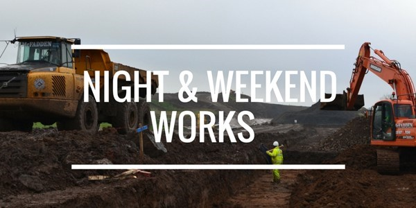 Night & Weekend Works
