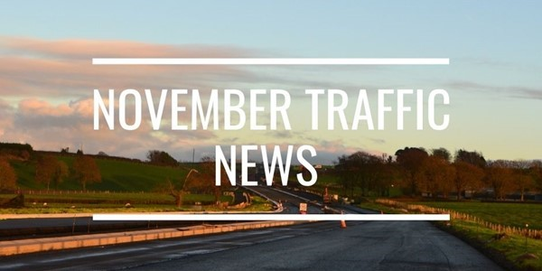 Traffic Management News November
